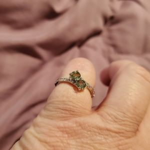 Unknown Jewelry - Green Ring Size 5